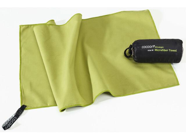 Cocoon Microfiber Towel Ultralight medium wasabi